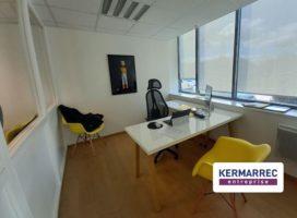 location Bureaux 56m² RENNES 35