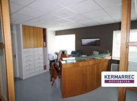 location Bureaux 82m²  56