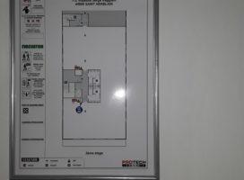 location Bureaux 242m² SAINT HERBLAIN 44