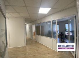 location Bureaux 250m² RENNES 35