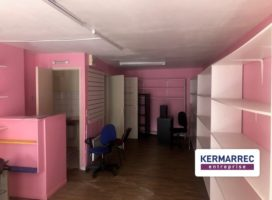 location Local Commercial 36m² NANTES 44