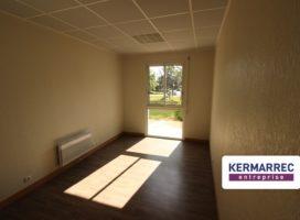 location Bureaux 160m² VANNES 56