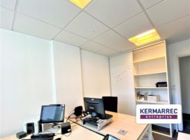 location Bureaux 142m² RENNES 35