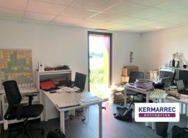 location Bureaux 137m² NOYAL-CHÂTILLON-SUR-SEICHE 35