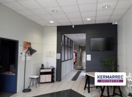 location Bureaux 91m² SAINT HERBLAIN  44