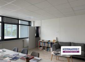 location Bureaux 95m² RENNES 35
