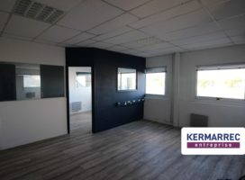 location Bureaux 160m²  56